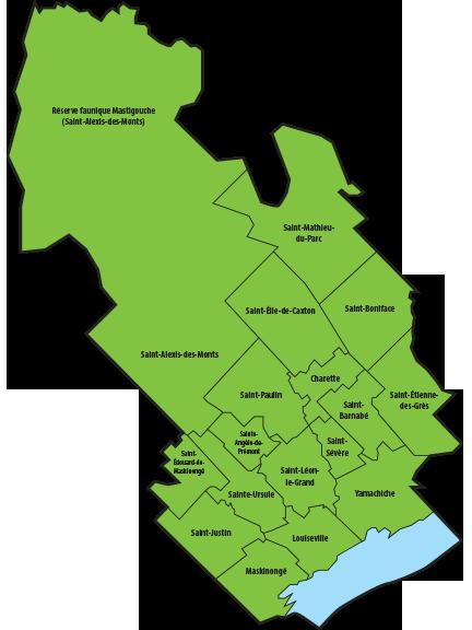 Territoire SADC Maskinongé 2019