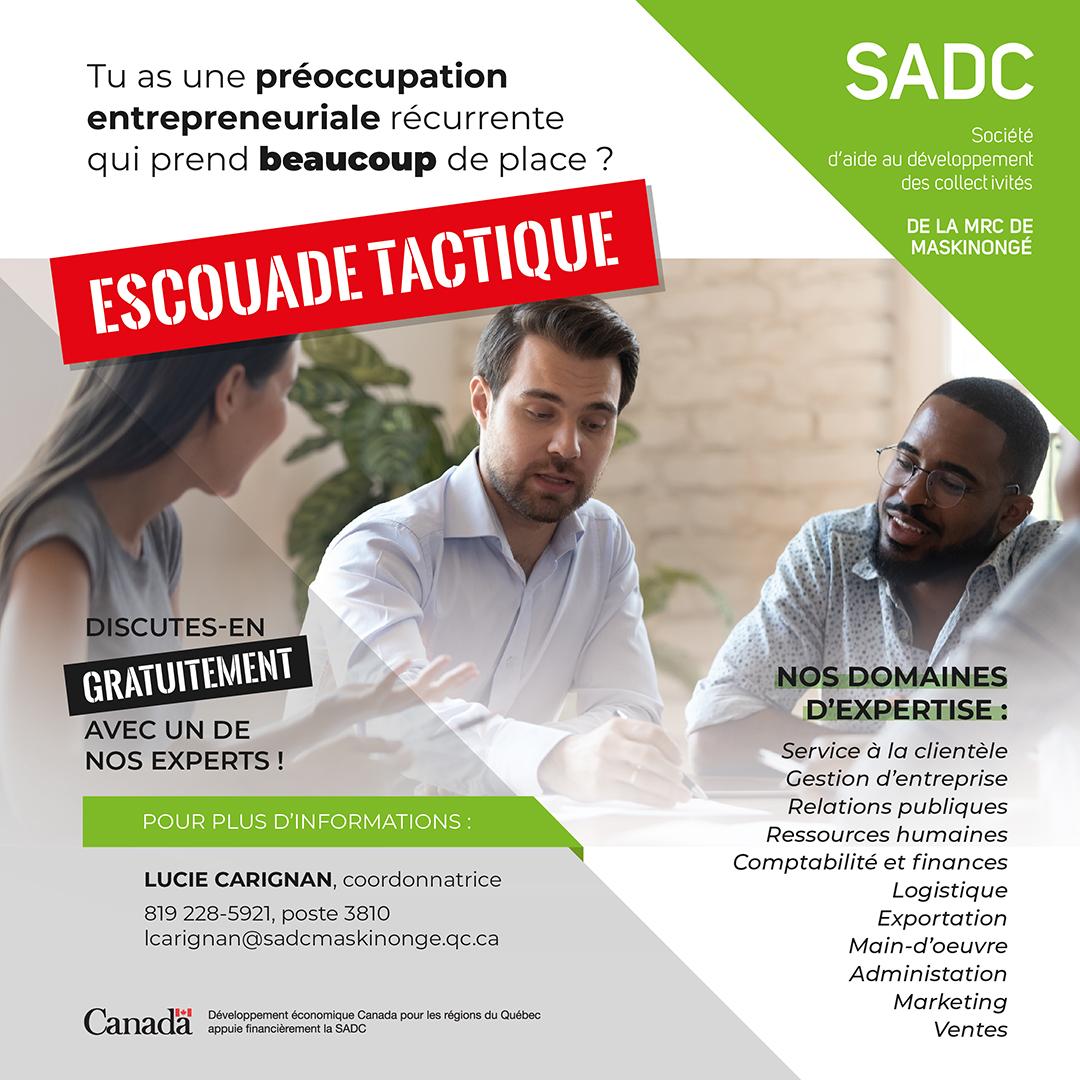 SADC Escouade Tactique